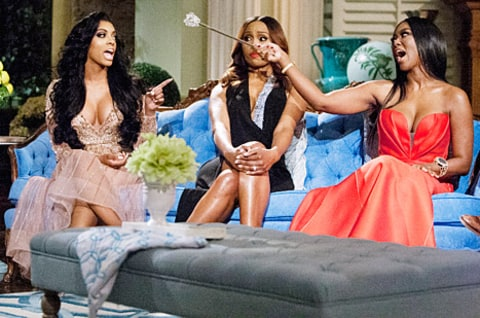 The Real Housewives of Atlanta Reunion Fight