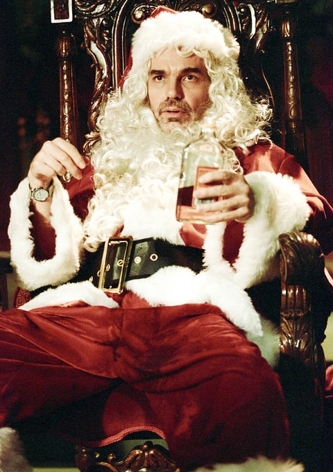 Billy Bob Thornton Bad Santa