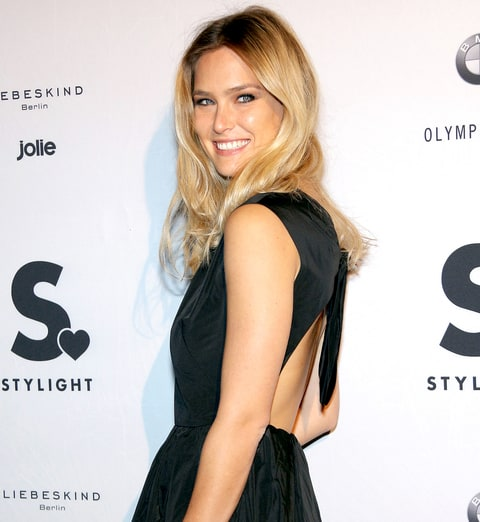 Bar Refaeli attends the STYLIGHT Fashion Influencer Awards on January 20, 2015 in Berlin, Germany.