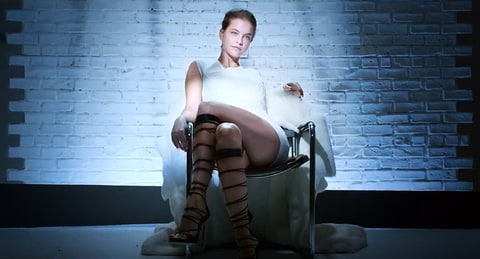 Barbara Palvin Basic Instinct