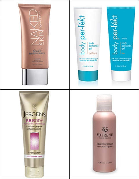 BB Body Creams