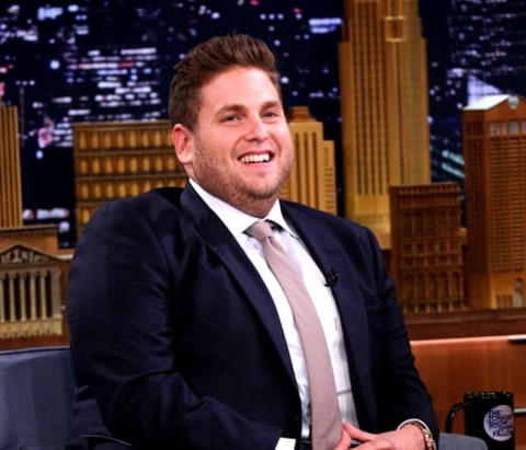 Jonah Hill on Tonight Show