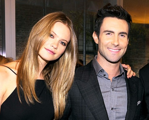 Behati and Adam