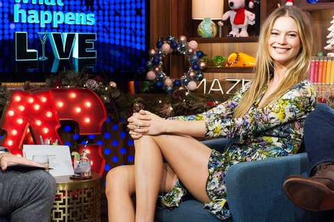 Behati Prinsloo on Watch What Happens Live