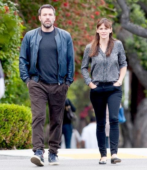 Ben Affleck, Jennifer Garner Put Divorce on Hold - Us Weekly Ben Affleck And Jennifer Garner