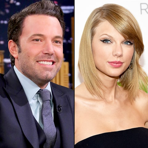 Ben Affleck and Taylor Swift