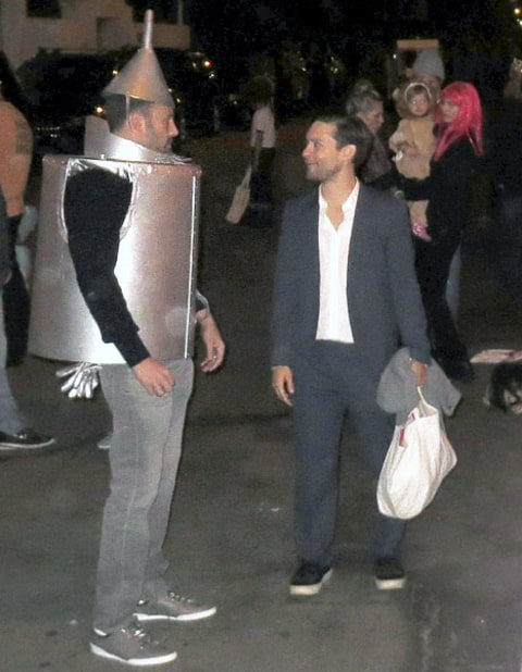 Ben Affleck as Tin Man