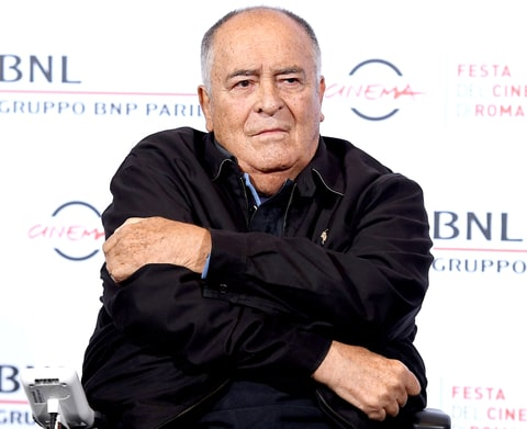 Bernardo Bertolucci attends a photocall during the 11th Rome Film Festival at Auditorium Parco Della Musica on October 15, 2016 in Rome, Italy.