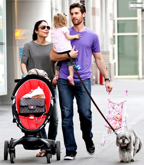 bethenny and family