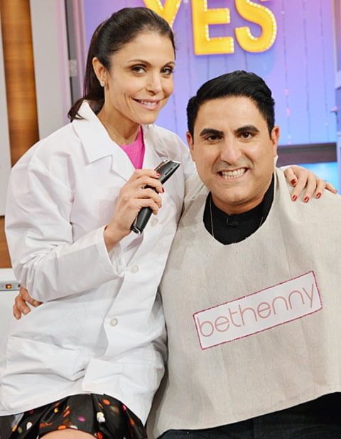 bethenny and reza