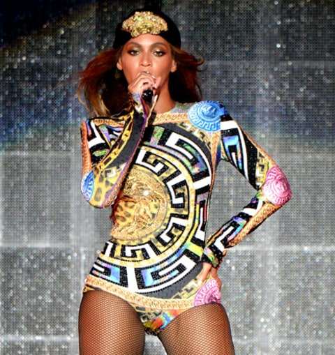 another Beyonce outfit