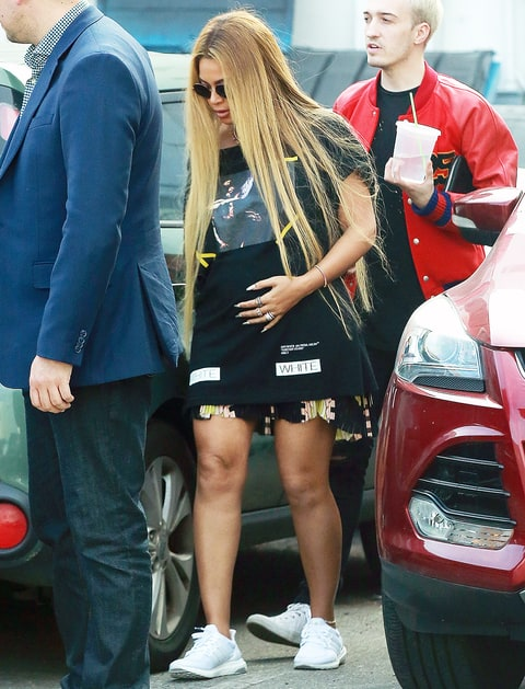 Picture Of Beyonce Pregnant 20