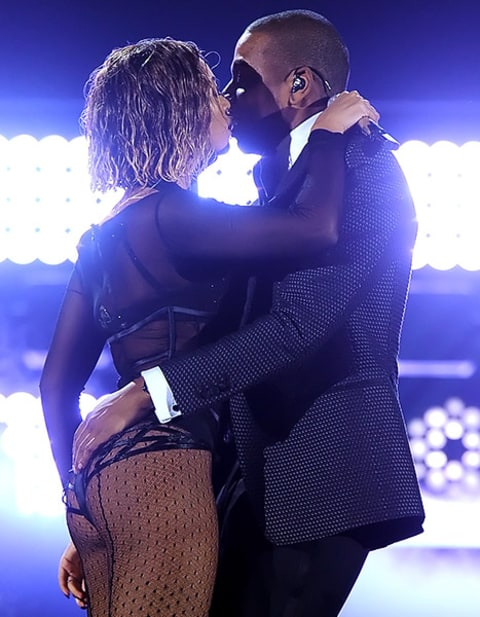 beyonce and jay-z close
