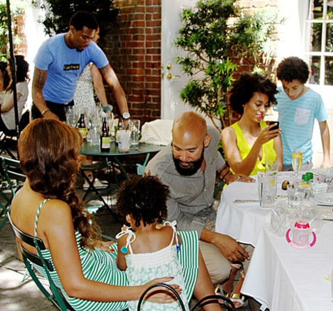 bey family brunch