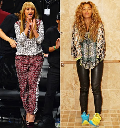 Beyonce: How to Channel Her Fearless and Funky Style - Us ...