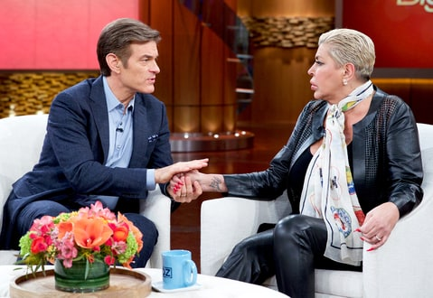 Dr Oz and Big Ang
