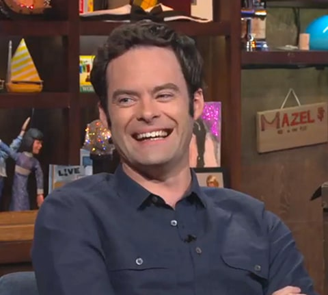 Bill Hader Watch What Happens