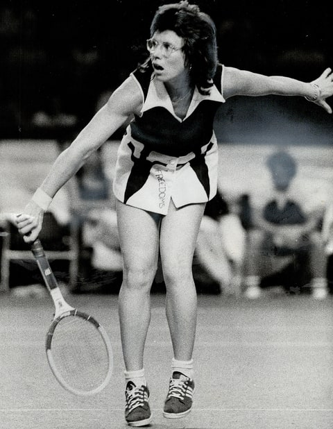 emma stone morphs into billie jean king compare her to