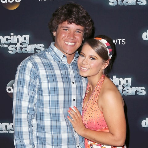 Bindi Irwin and boyfriend Chandler Powell