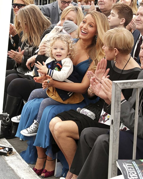 Blake Lively, Ryan Reynolds' Children Make Public Debut ...