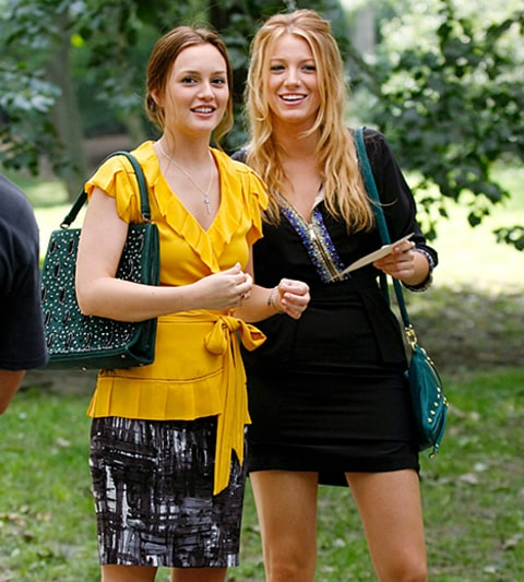 blake and leighton on gossip girl