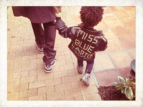 blue ivy jacket
