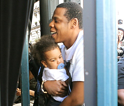 Jay and Blue