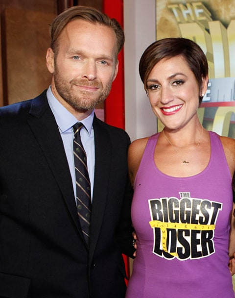 Bob Harper and Olivia