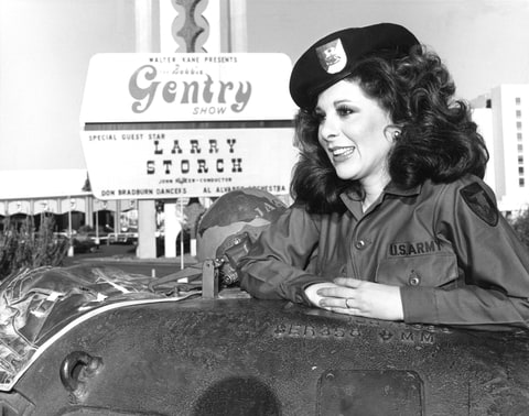 Bobbie Gentry Ode to Billie Joe feature country music vegas seventies