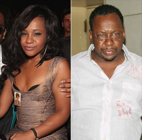 bobby brown and bobbi kristina relationship with cissy