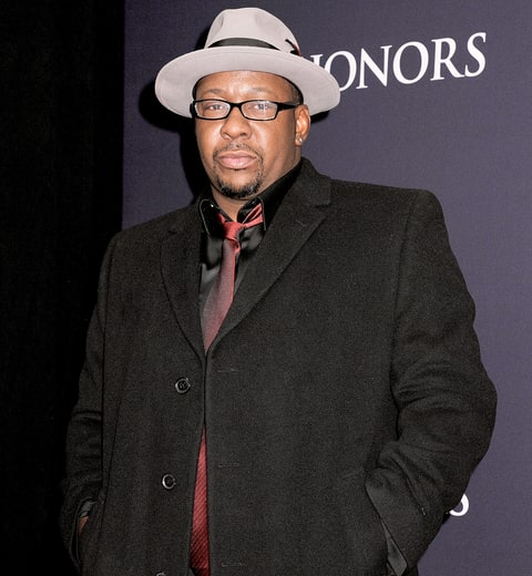 Bobby Brown attends