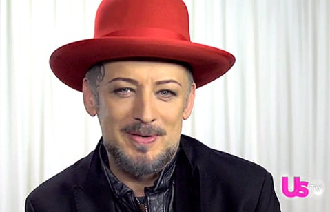 Boy George video