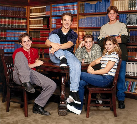 Boy Meets World Cast