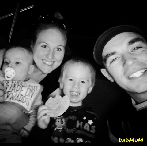Brad Kearns post-baby-body