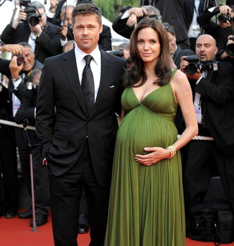 How Angelina Jolie And Brad Pitt Changed Their Mind About