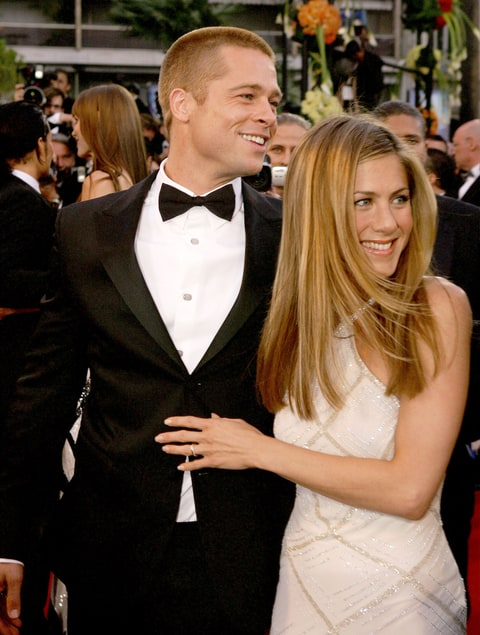 Jennifer Aniston Says She Was Shamed For Brad Pitt Divorce Us Weekly