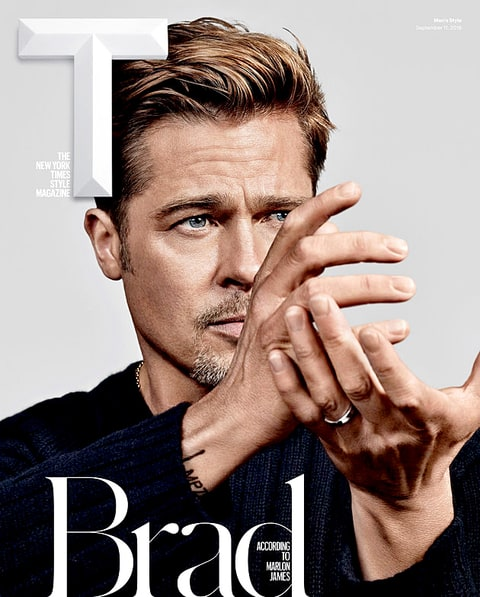 Brad Pitt Slams Donald Trump And His Supporters