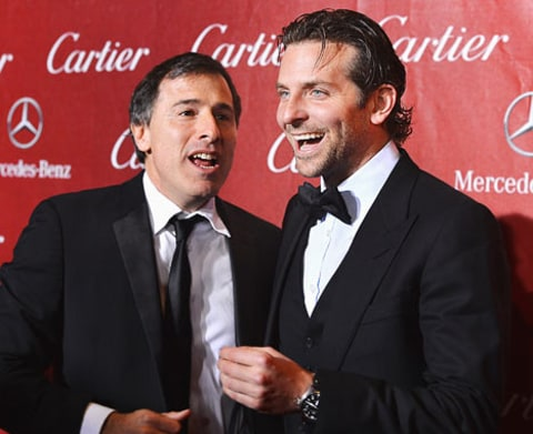 bradley cooper with David Russell