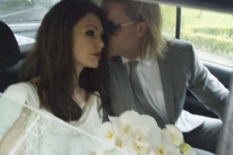 Fake Brangelina Wedding