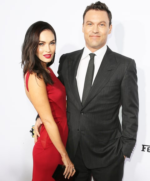 dating brian austin green