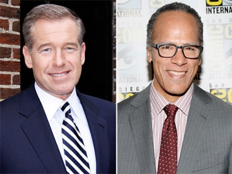 brian williams lester holt