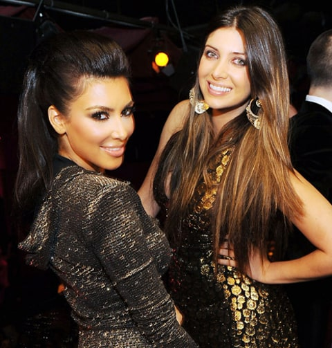 brittny and kim