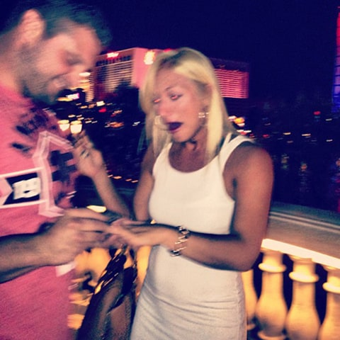 Brooke Hogan Engaged