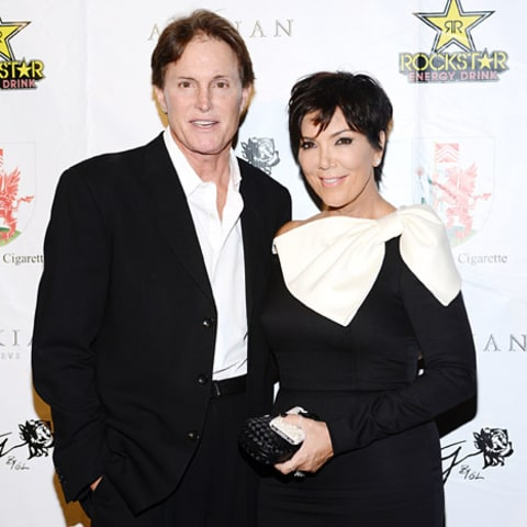 bruce jenner and kris jenner