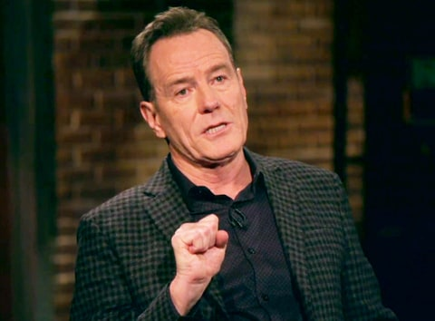 Bryan Cranston on Inside The Actors Studio
