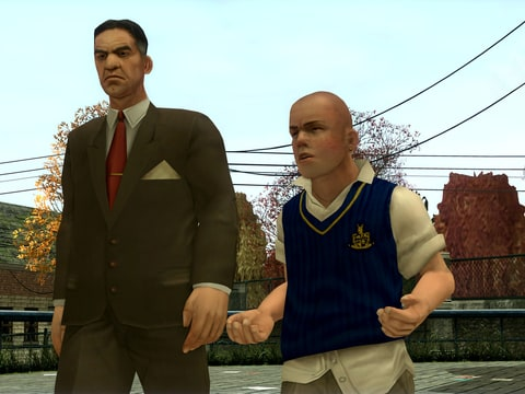 Rockstar's 'Bully' on iOS
