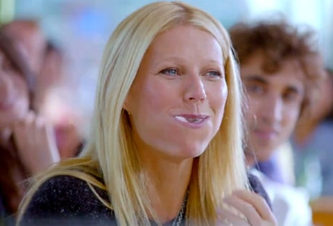 Gwyneth Paltrow Marshmallows
