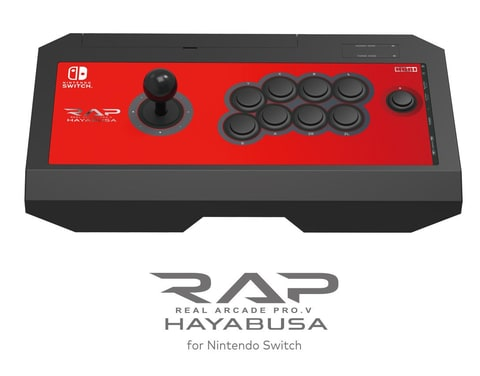 Switch fight stick