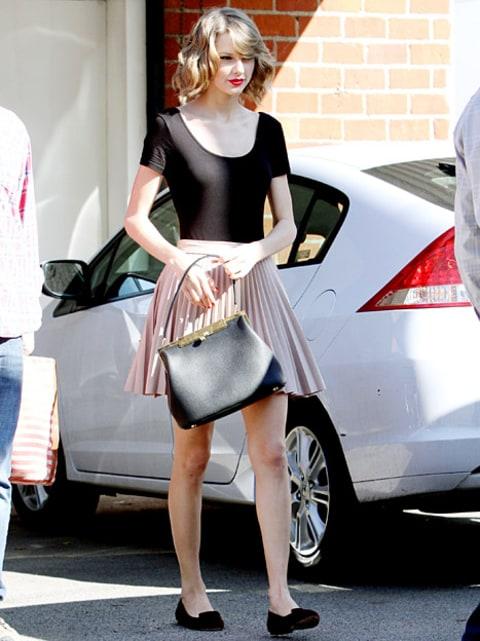 Taylor Swift S Crazy Cheap Polka Dot Dress Get The Look