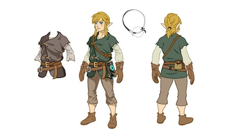 The Legend of Zelda: Breath of the Wild concept art
